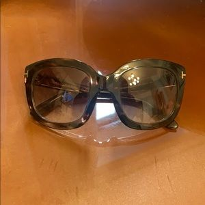 Authentic Tom Ford Sunglasses. Tortoise shell